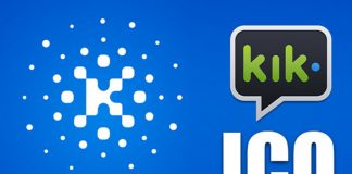 cryptocurrency kik ico