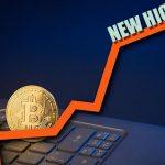 new high bitcoin