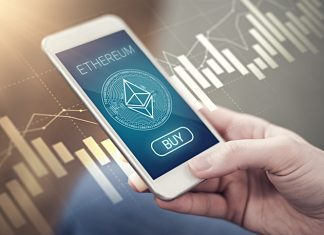 Ethereum prices rise