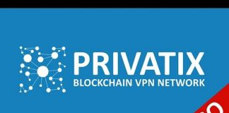 Privatix ICO Cryptocurrency