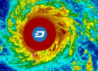 dash coin bitcoin hurricane
