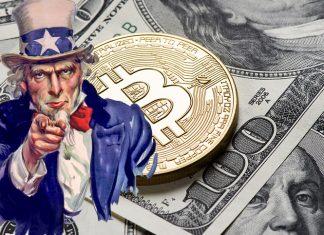 US Bitcoin uncle sam