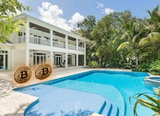 bitcoin real estate