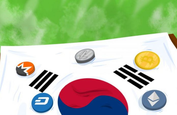cryptocurrency korea